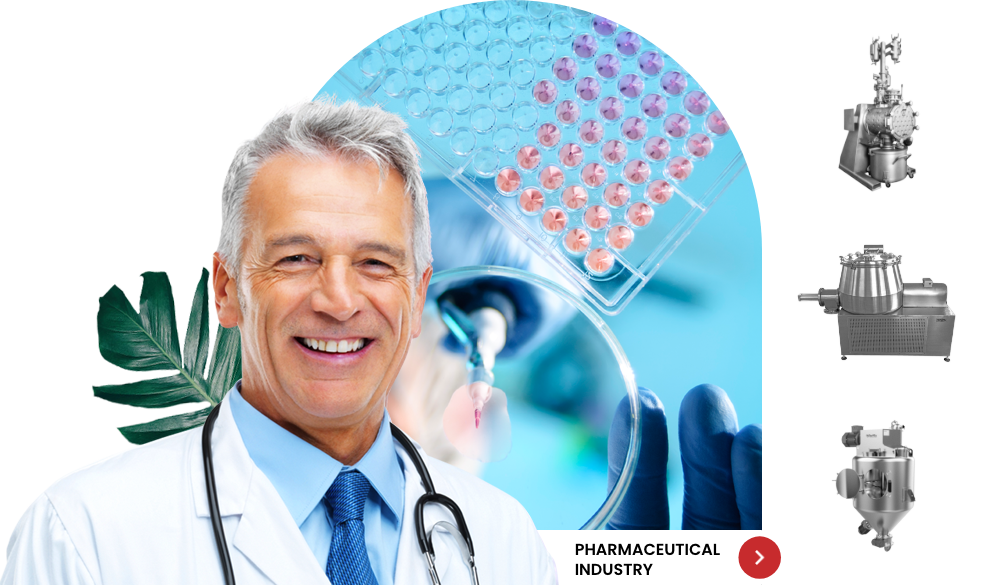 PerMix Pharmaceutical industry